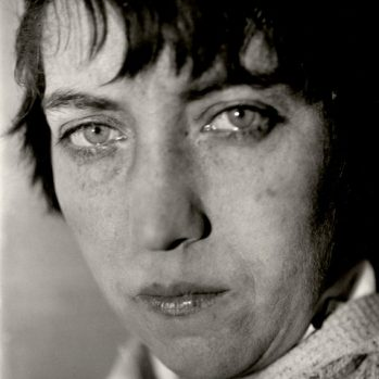 Walker Evans portrait of Berenice Abbott. Circa 1930.Credit Berenice Abbott Archive, Ryerson Image Center. Ronald Kurtz, administered by Commerce Graphics Ltd.