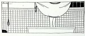 Robert Locher, drawing, Rogue (May 15, 1915), 12.