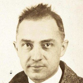William Carlos Williams passport photograph c.1921