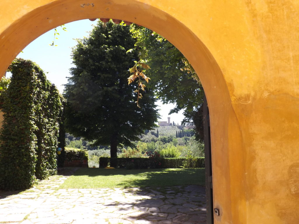 San Leonardo view