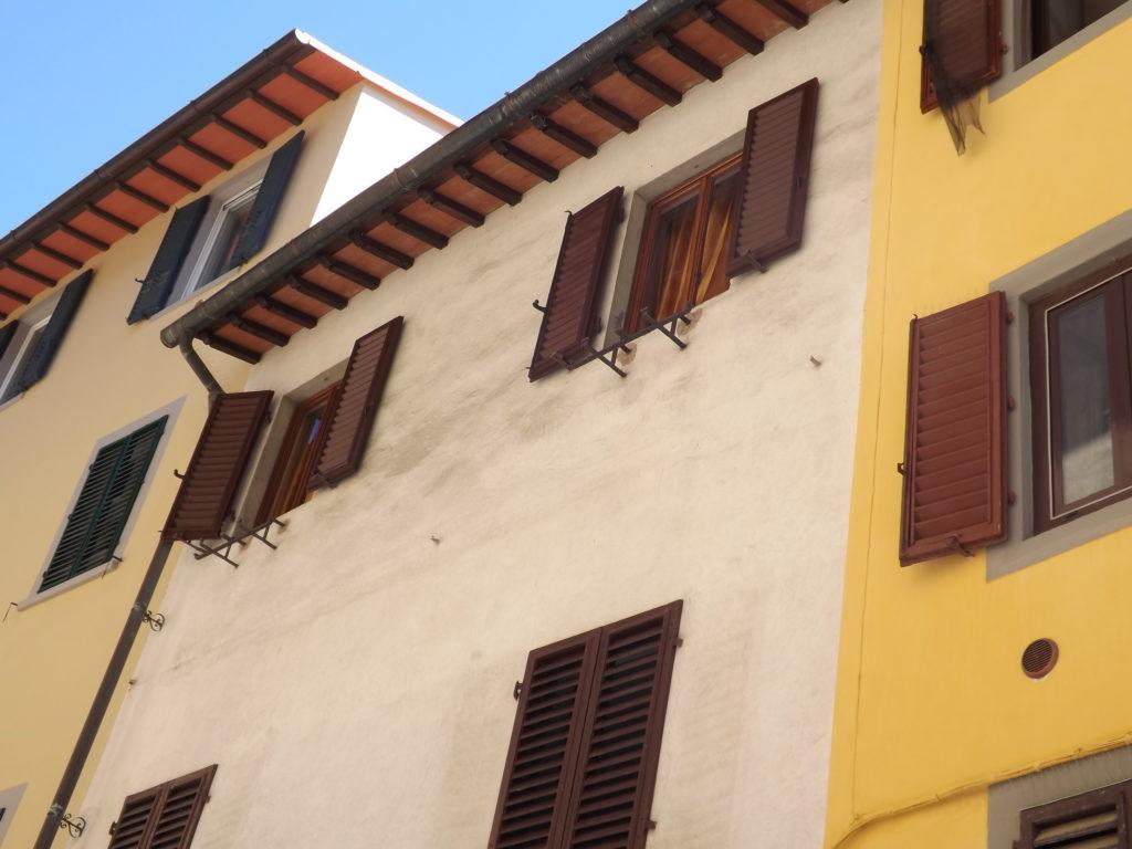 Exterior of Costa di San Giorgio