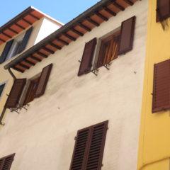 Windows at #54 Costa di San Giorgio