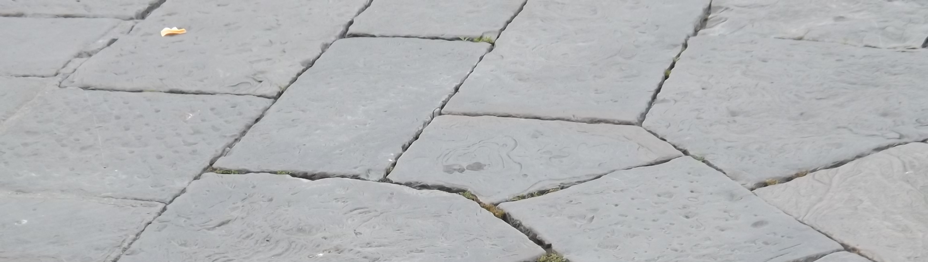close-up of stone
