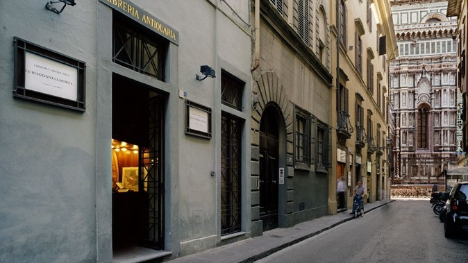 Side street in Florence