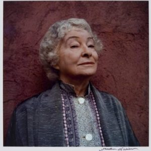 color portrait photograph of Loy by Jonathan Williams