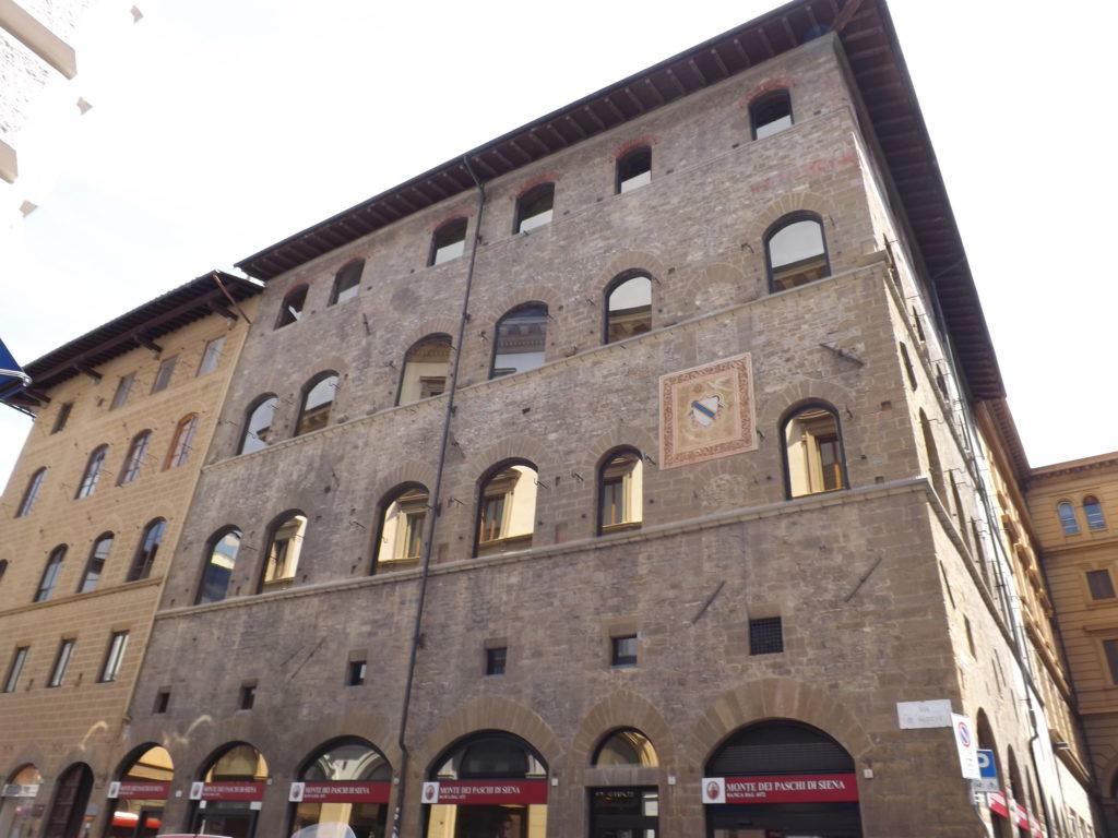Palazzo Sassetti, Florence