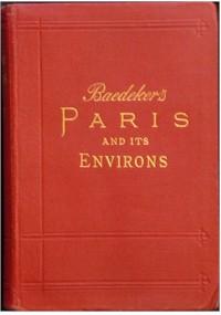 cover of Paris guidebook