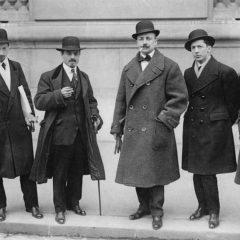 Italian Futurists Russolo, Boccioni, Severini, Marinetti,