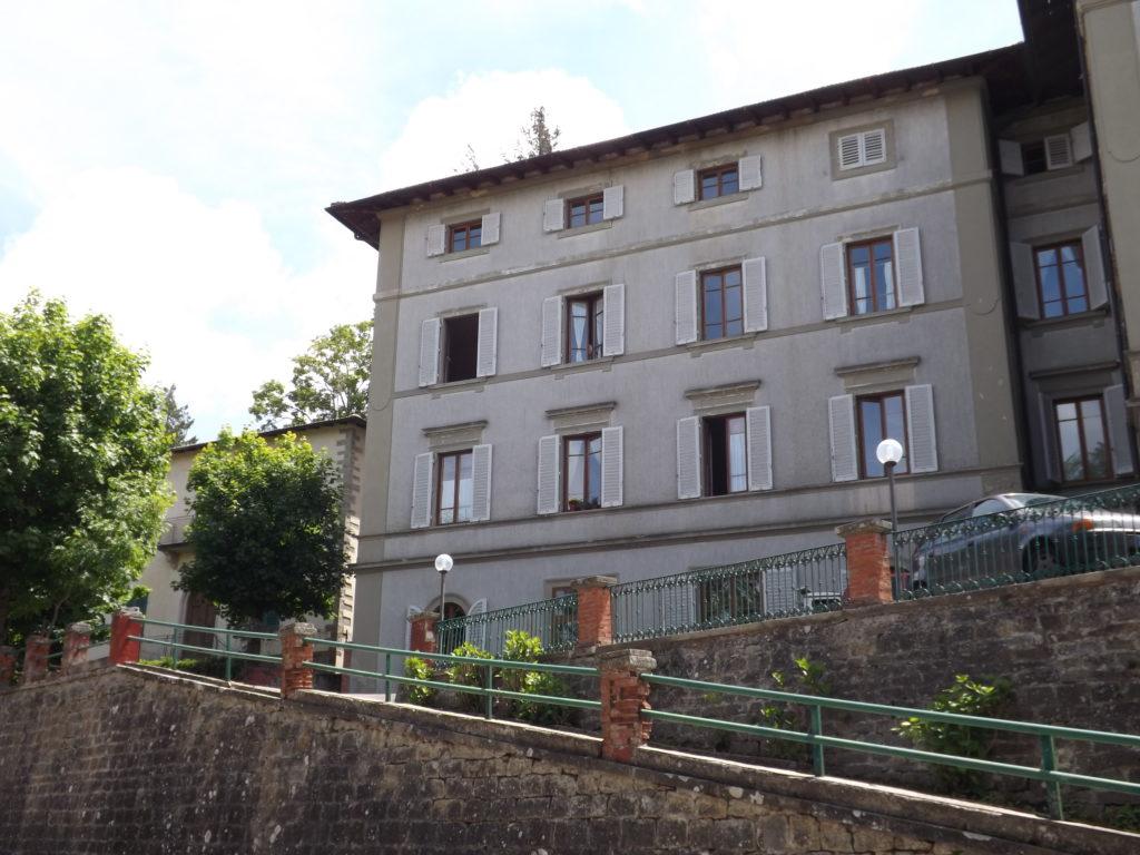 Saltino building