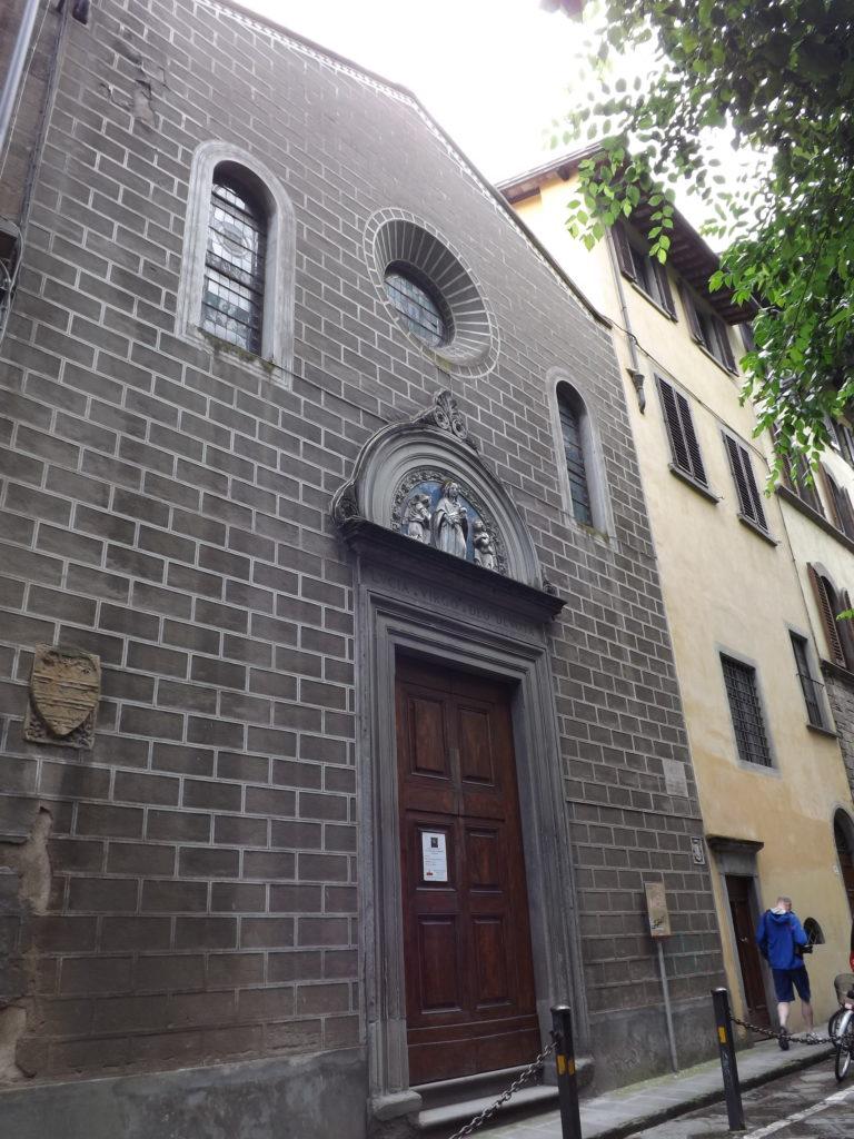 Santa Lucia dei Magnoli exterior