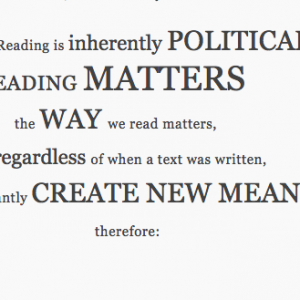 excerpt from Reading Whiteness manifesto