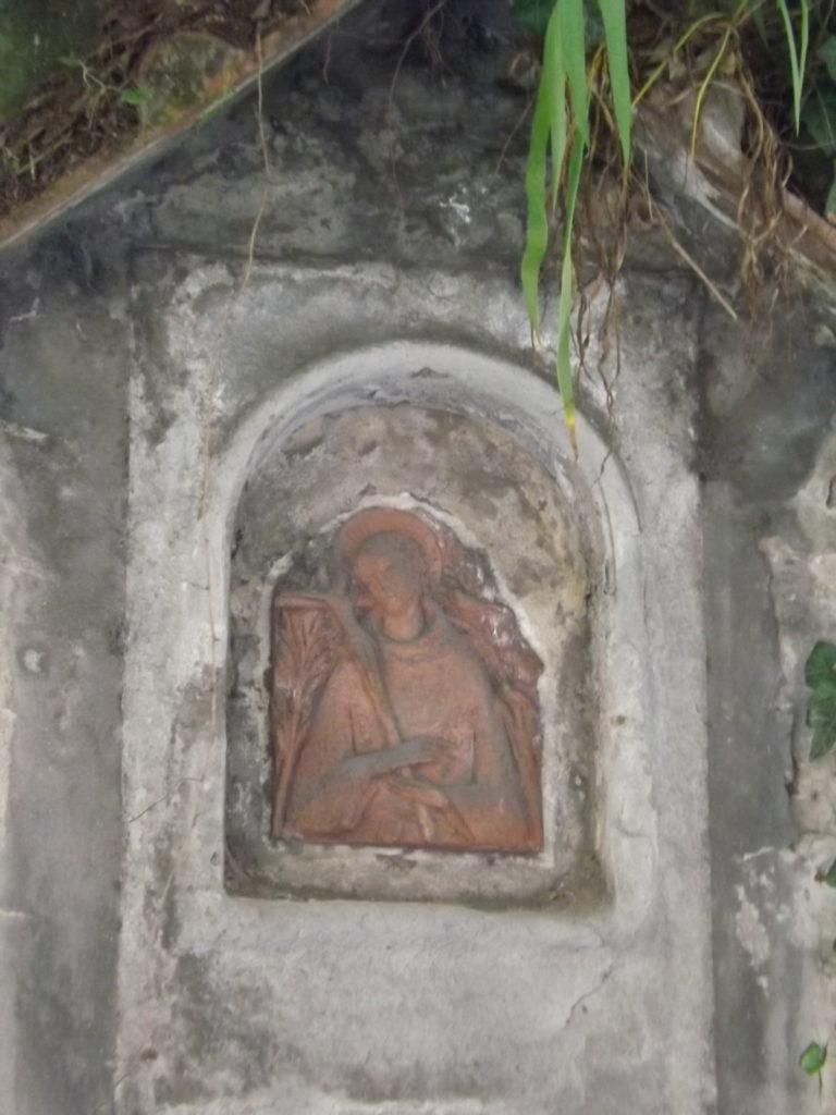 Saint Francis wall art