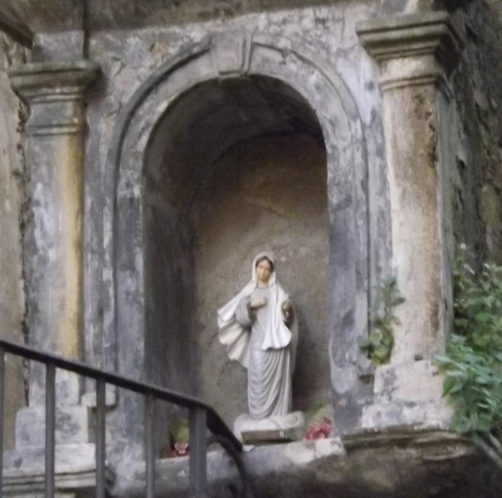 street side shrine, Via Dei Bardi