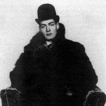 Arthur Cravan, Paris, circa 1910.