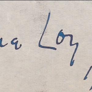 Mina Loy — 1944