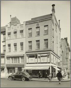 photo of lexington ave in new york