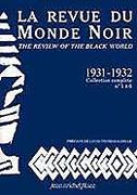 cover of La Revue Du Monde Noir journal